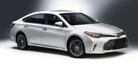 New 2018 Toyota Avalon, $38884