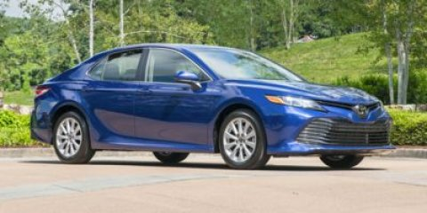 New 2018 Toyota Camry, $25218