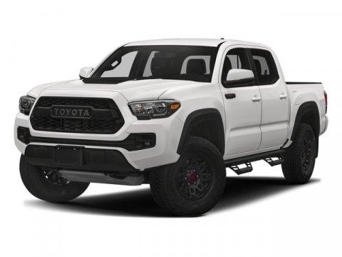 New 2017 Toyota Tacoma, $36945