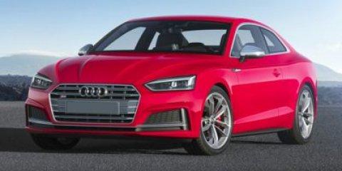 New 2018 Audi S5, $65155