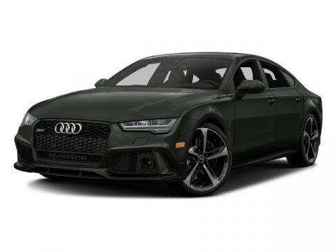 New 2016 Audi RS 7, $117800