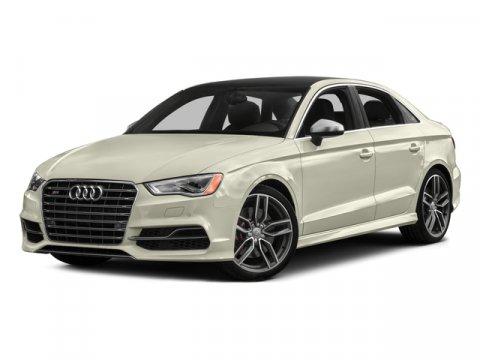 New 2016 Audi S3, $50630
