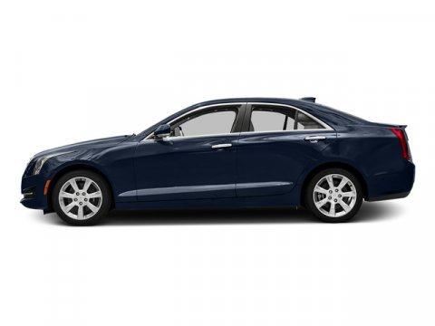New 2016 Cadillac ATS, $42380