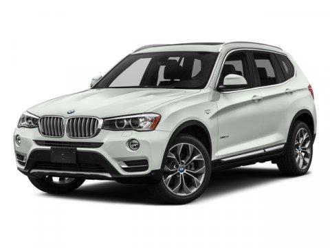 New 2017 BMW X3, $50595