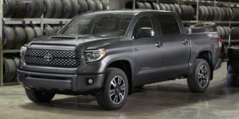 New 2018 Toyota Tundra, $45033