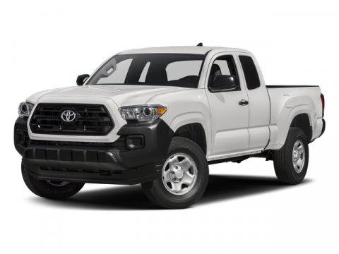 New 2017 Toyota Tacoma, $25763