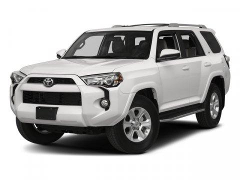 New 2017 Toyota 4Runner, $38364