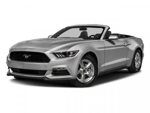 New 2017 Ford Mustang, $41623