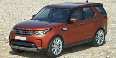 New 2017 Land Rover Discovery, $66238