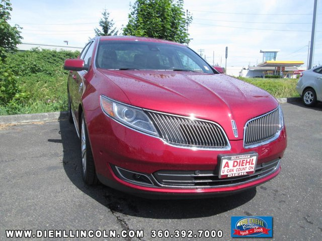 New 2014 Lincoln MKS, $54750