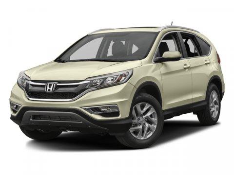 New 2016 Honda CR-V, $31995