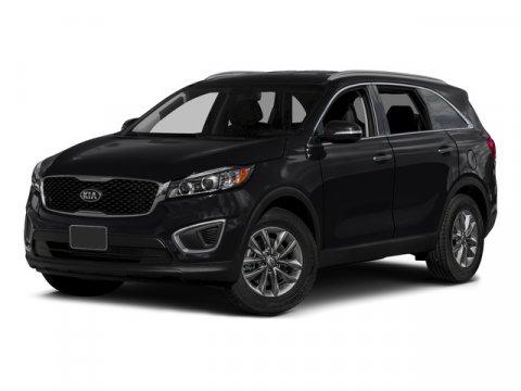 New 2016 Kia Sorento, $33635