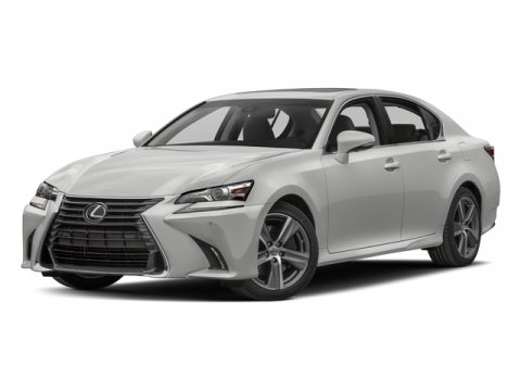 New 2017 Lexus GS, $55040