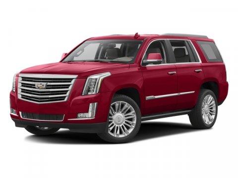 New 2016 Cadillac Escalade, $93505