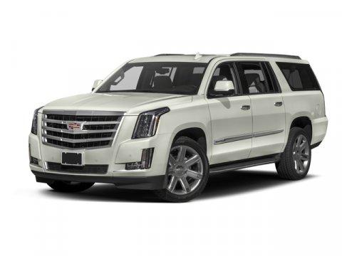 New 2017 Cadillac Escalade ESV, $90440