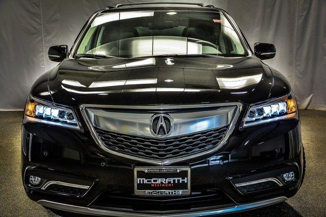 New 2016 Acura MDX, $58170
