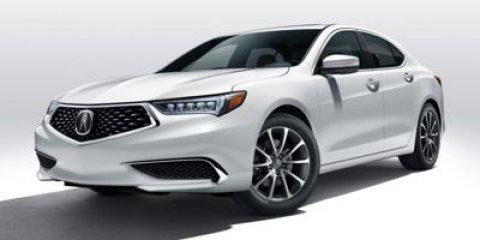 New 2018 Acura TLX, $39150