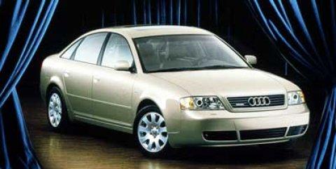Used 1999 Audi A6