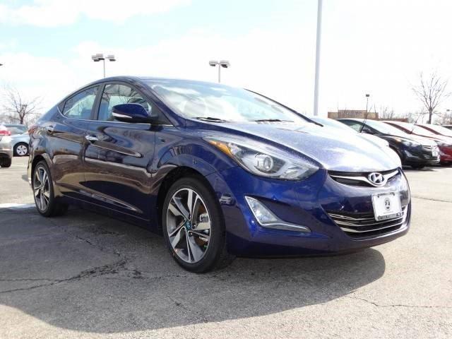 New 2014 Hyundai Elantra, $25171