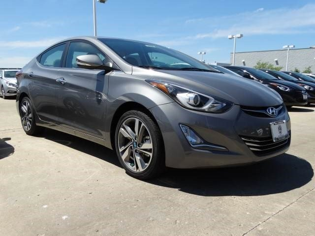 New 2014 Hyundai Elantra, $24078