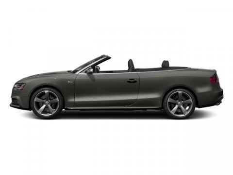 New 2017 Audi S5, $68530