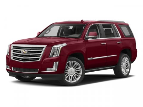 New 2017 Cadillac Escalade, $97215