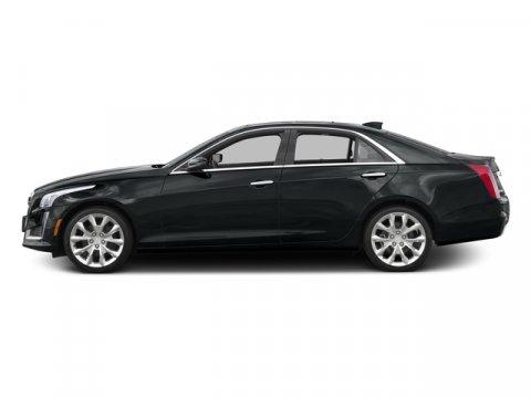 New 2016 Cadillac CTS, $53025