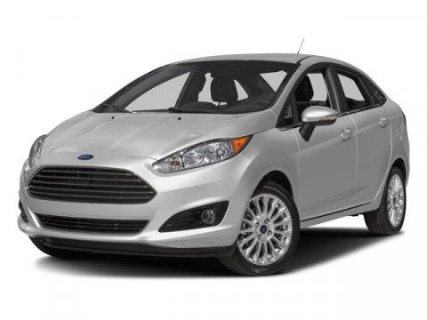 New 2016 Ford Fiesta, $20555