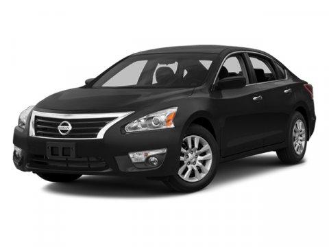 New 2014 Nissan Altima