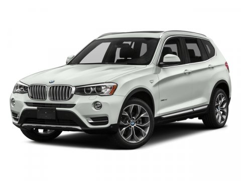 New 2017 BMW X3, $46045