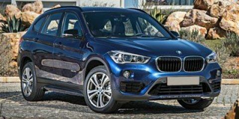 New 2018 BMW X1, $38895