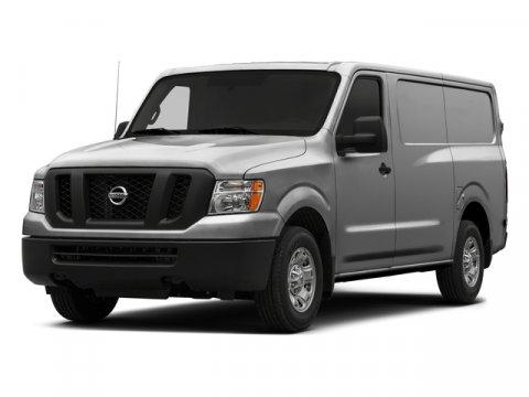 New 2016 Nissan NV1500, $27975