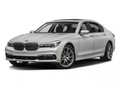 New 2017 BMW 740, $89995