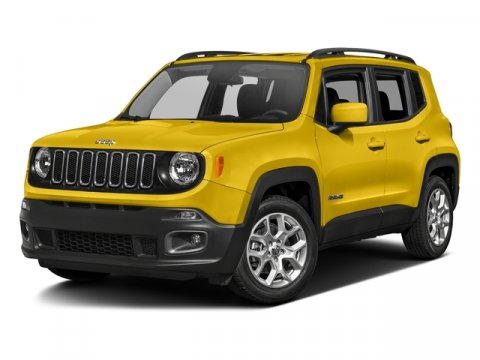 New 2017 Jeep Renegade, $25020