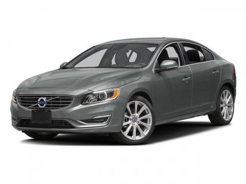 New 2016 Volvo S60, $45375