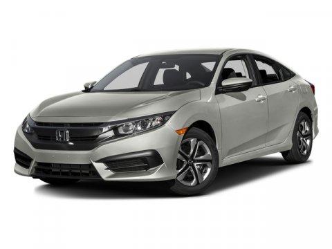 New 2016 Honda Civic, $20275