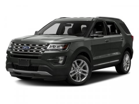 New 2017 Ford Explorer, $43290
