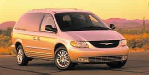 Used 2001 Chrysler Town & Country