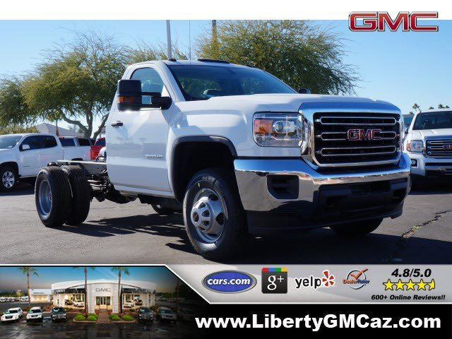New 2016 GMC Sierra 3500, $36210