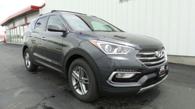 New 2017 Hyundai Santa Fe, $29995