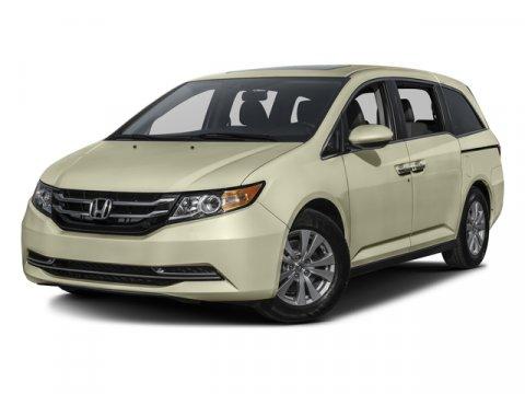 New 2016 Honda Odyssey, $36805