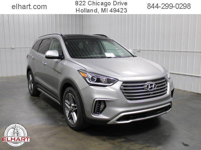 New 2017 Hyundai Santa Fe, $44635