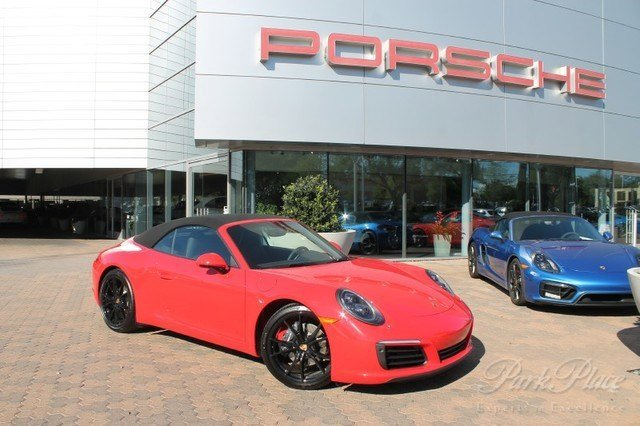 New 2017 Porsche 911, $124700