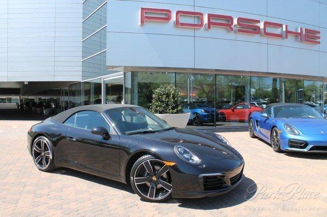 New 2017 Porsche 911, $127935