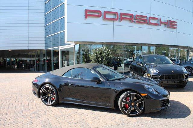 New 2017 Porsche 911, $153960