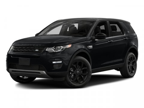 New 2017 Land Rover Discovery, $50239