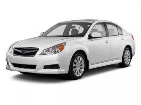 New 2011 Subaru Legacy, $21720