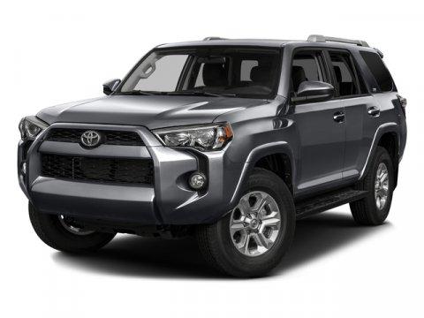 New 2016 Toyota 4Runner, $38360