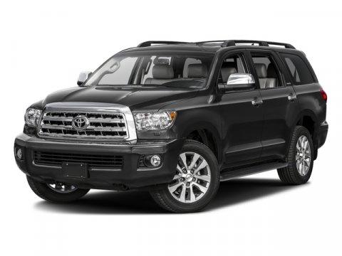 New 2016 Toyota Sequoia, $64777
