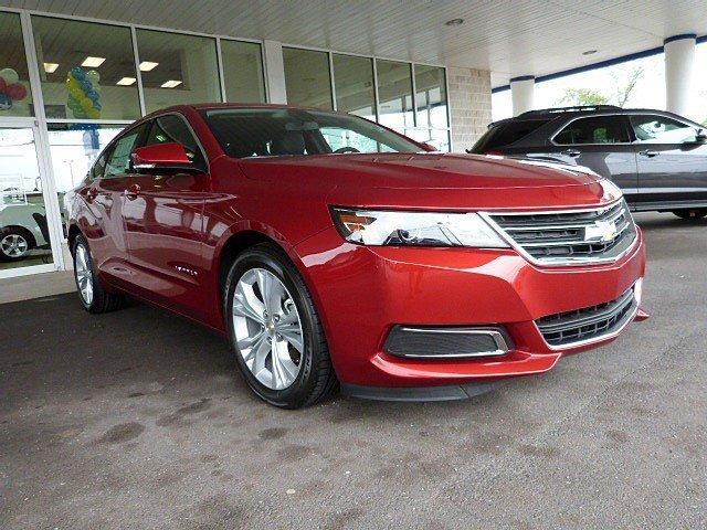 New 2015 Chevrolet Impala, $30135